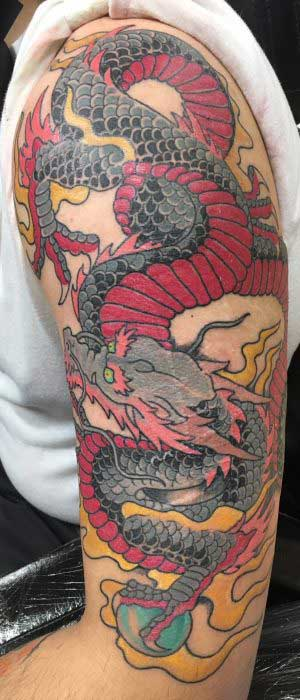 727385940 New York Tattoo Parlor | Rising Dragon, One Of The Best Tattoo Shops ...